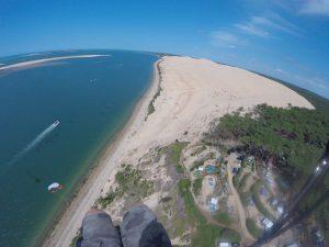 Vidéo dune du Pyla avril 2017